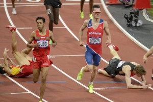 10 Amazing Track and Field Fails